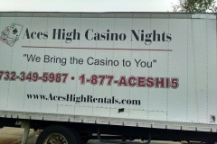 Aces High Casino Nights